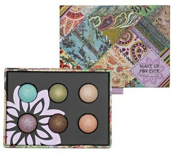 Make Up Forever Professional: La Bohème Baked Eye Shadow Palette, $39